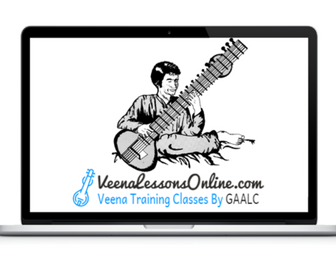 Veena training programs certificate diploma graduation music school guru